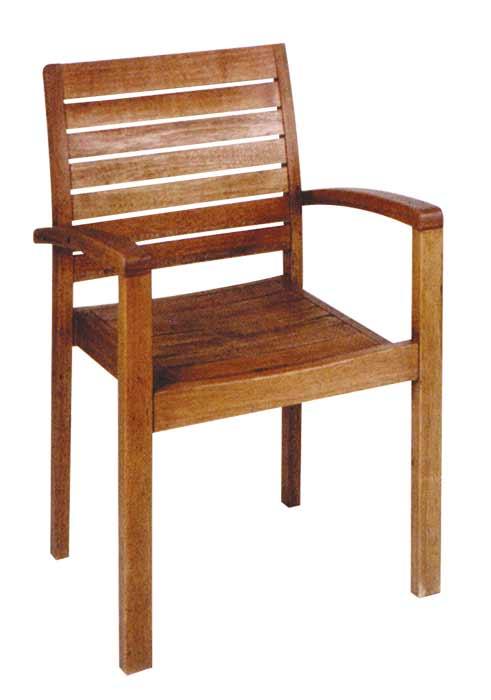 Muebles de madera para exterior promobili - Muebles para exterior ...